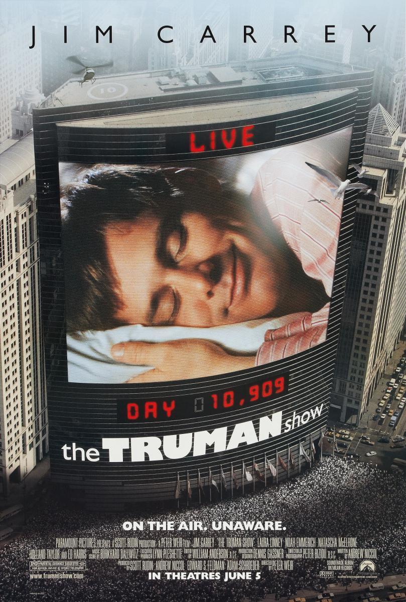 Película El Show de Truman aeit